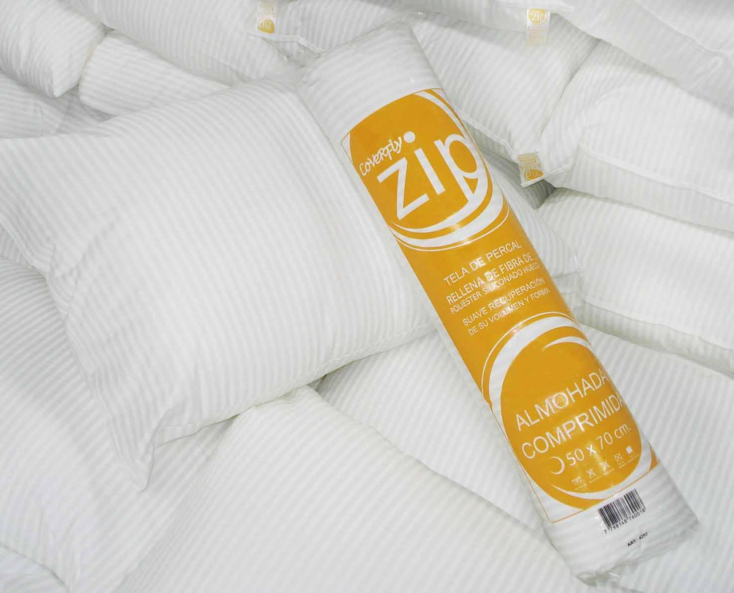 almohada inteligente almohada percal